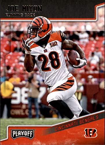 8723eaafb Amazon.com  2018 Panini Playoff  39 Joe Mixon Cincinnati Bengals NFL  Football Trading Card  Collectibles   Fine Art