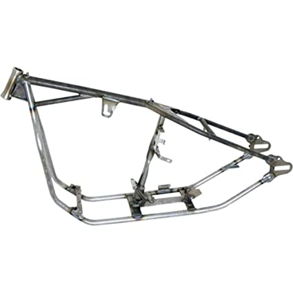 Amazon com: Paughco Rigid Wishbone Frames Without Fatbob Tank Mounts