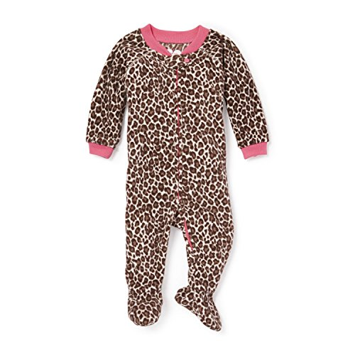 The Children's Place Baby Printed Blanket Sleeper Pajamas