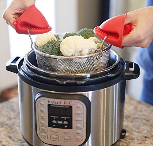 Instapot 6 Qt Steamer Basket Or Pot Vegetables Eggs