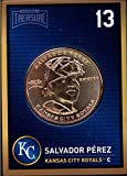 Salvador Perez 2018 Baseball Treasure MLB Coins Copper KC Royals