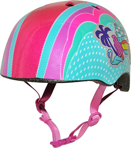 Raskullz Sweet Stuff Helmet, Multicolored, Ages 5+