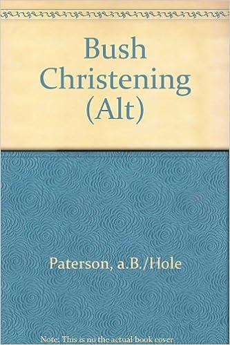Textbooks download torrent Bush Christening (Alt) 0732272645 MOBI