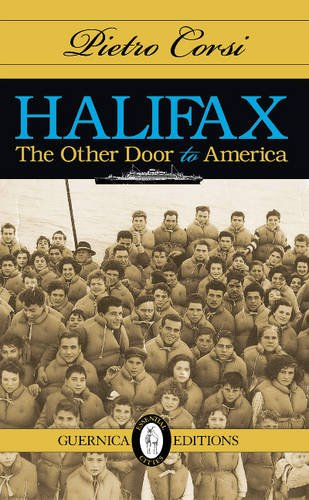 Halifax: The Other Door to America (Essential Cities Series)