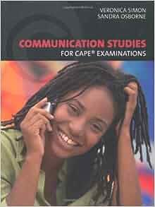 CAPE-Communication Studies