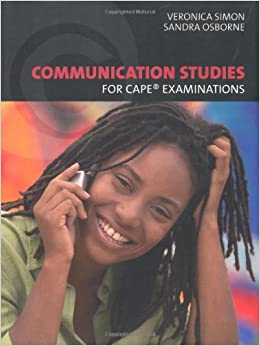 communication studies preparing students for cape by edlin Communication studies: preparing students for cape by edlin d rochford starting at $1612 communication studies: preparing students for cape has 2 available editions to buy at alibris.