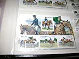 Irish Equestrian Sports Miniature Sheet