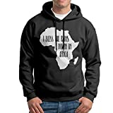 NWYYZDD Men's I Bless The Rains Down in Africa-1 Patterns Print Athletic Pullover Tops Fashion Sweatshirts