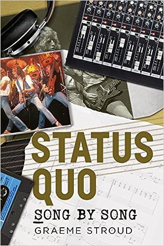 Status Quo Guitar Legends Guitar TAB Music Book