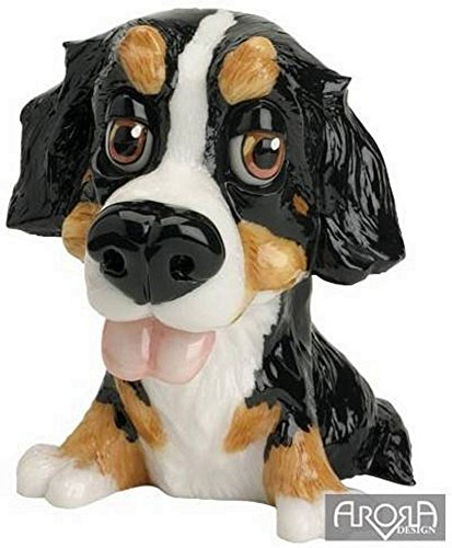 Little Paws Pets with Personality *Bernie* Bernese Mountain Dog Figurine
