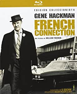 French Connection - Formato Libro [Blu-ray]