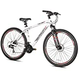 "Kent 62970 Hawkeye Mountain Bike, Grey/Green, 18.5""/One Size"
