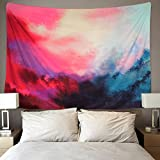 Tapestry Wall Tapestry Wall Hanging Tapestries Art Tapestry Flowing Cloud Tapestry Abstract Palette Tapestry Huge Tapestry Wall Blanket Wall Decor Wall Art Home Decor (Flowing Cloud, 70.9'' x 92.5'')
