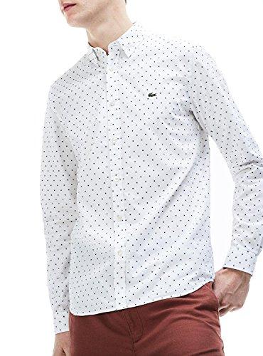 Camisa 522 Lacoste Modelo Blanc 00 Ch6545 PwnBnCqS