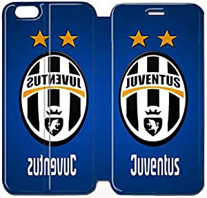 6 Plus 5.5 Inch Cover,[Pu Leather Cover] Juventus Theme New iPhone 6 Plus 5.5 Inch Case Cover KS4890