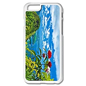 Funny Landscape Plastic Cover For IPhone 6