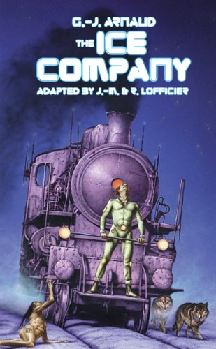 The Ice Company (French Science Fiction Book 14) for sale  Delivered anywhere in USA