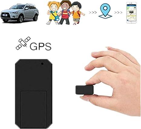 Hangang Mini GPS Tracker Localizador GPS Rastreador GPS Antirrobo de SMS Seguimiento en Tiempo Real para Coche Vehículos Moto Bicicletas Niños Billetera Documentos: Amazon.es: Electrónica