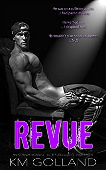 Revue: A Wild Nights Novel by [Golland, K.M.]