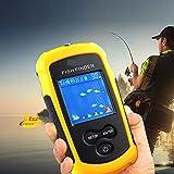 Wireless Sonar fish finder, smart fish finder, fish finder