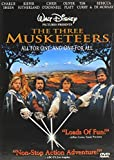 Cool Runnings/The Three Musketeers by Walt Disney Home Video