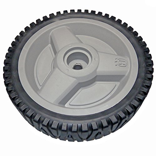 GENUINE OEM HUSQVARNA PARTS - WHEEL.8X1.75.H3SPK.RAD3.GY.BU3 532401274 by HUSQVARNA PARTS (05 Auto Part)