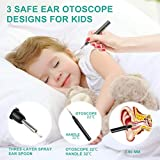 Ear Wax Removal Endoscope, Wireless Otoscope 1080P