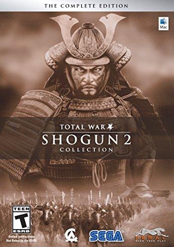 Total War: SHOGUN 2 Collection [Online Game Code] (Shogun 2 Collection)