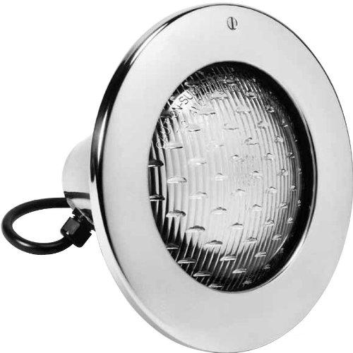 (Hayward SP0583SL15 AstroLite Pool Light, Stainless Steel Face Rim, 120-Volt  15-Foot Cord)