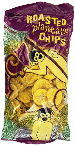 3 Pack Trader Joe's Roasted Plantain Chips