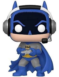 Amazon.com: Funko Pop! DC Gamer Batman Joker 5 Piece Mystery ...