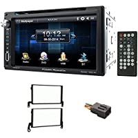 6.5 DVD/CD Player Receiver Monitor w/ Bluetooth For 1999-2003 Ford F-150