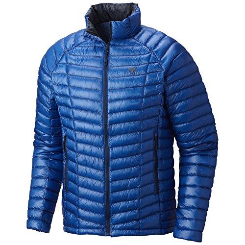 Mountain Hardwear Men's Ghost Whisperer Down Jacket, Altitude Blue, ()