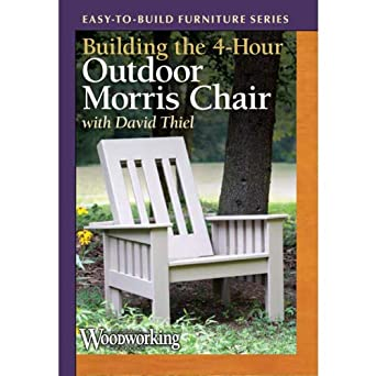 Remarkable Amazon Com Building The 4 Hour Outdoor Morris Chair Graham Pabps2019 Chair Design Images Pabps2019Com