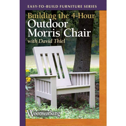 Building the 4-Hour Outdoor Morris Chair ()