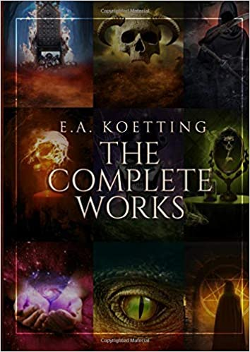 Amazon com: The Complete Works: Kingdoms of Flame, Works of