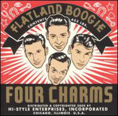 Flatland Boogie by Four Charms