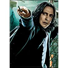 Ata-Boy Harry Potter Snape with Wand Magnet
