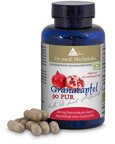Granatapfel 90 PUR nach Dr. med. Michalzik