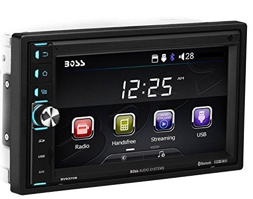 BOSS Audio BV9370B Car Stereo – Double Din, Bluetooth Audi