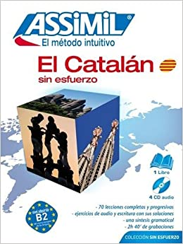 Pack CD Catalan Sin Esfuerzo Book plus 4 CD Catalan Edition by ...