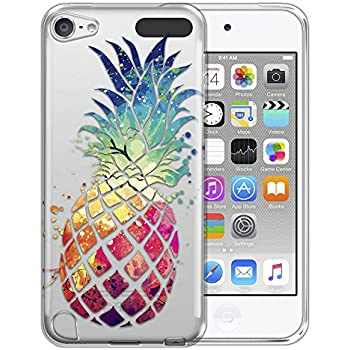 Amazon Com Ipod Touch 5 Case Clear Ipod Touch 6 Case