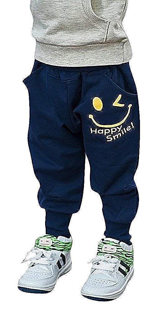KAOKAOO Baby Casual Pants Girls Boys Long Trousers Pants