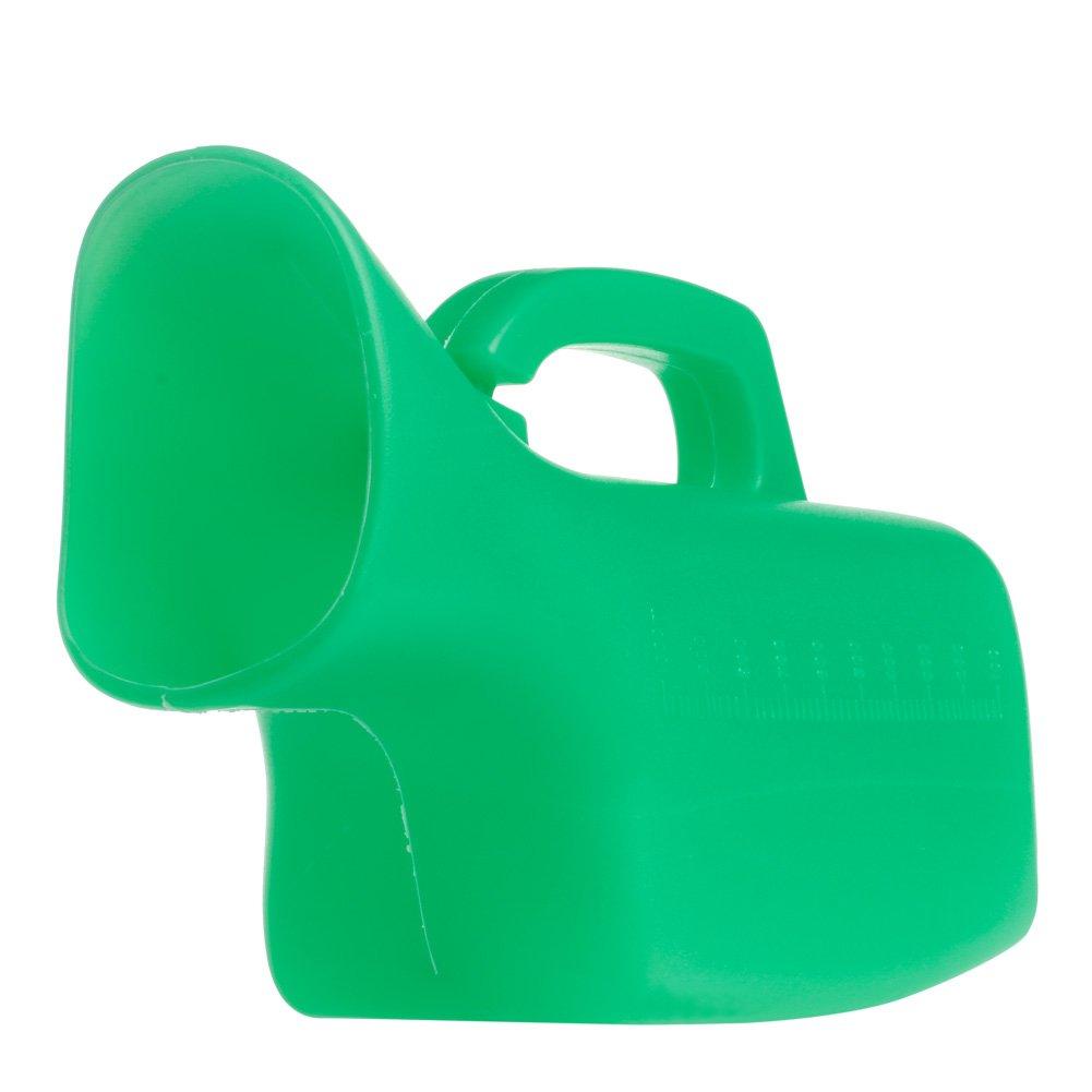 Kangnice 1200ML Portable Camping Travel Toilet Female Women Urine Urinal Bottle Car Kit
