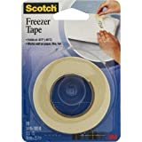 3M 178 ¾'' x 1100'' Freezer Tape,pack of 3