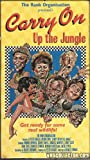 Carry on Up the Jungle [VHS]