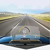 Vehicle wireless charging navigation support Type-C wireless charge receiver HUD Mobile header display