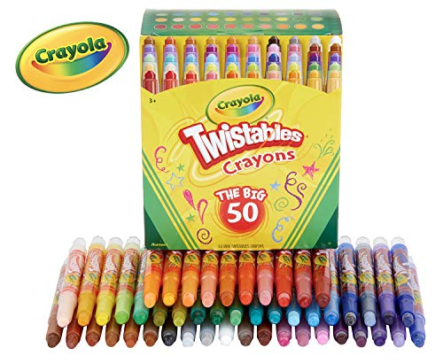 Crayola Twistables Crayons Exclusive Stocking product image