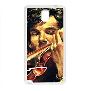 LINGH Sherlock Cell Phone Case for Samsung Galaxy Note3