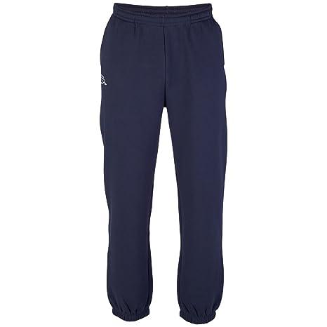 E Amazon Uomo S Blu it navy Kappa Romegius Sport Pantaloni 4qwYznF